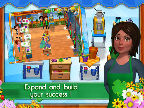 Garden Shop: Rush Hour! screenshot 9