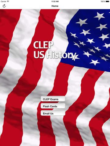 CLEP US History Prep screenshot 6