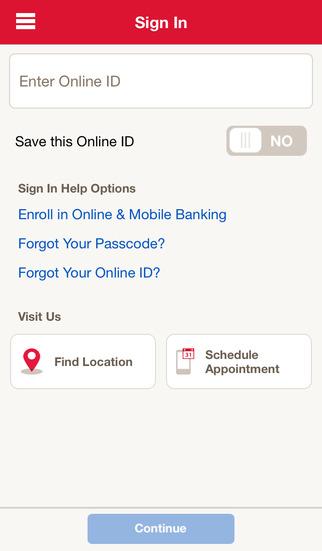 Bank of America Mobile Banking screenshot #1