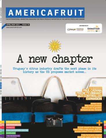 Americafruit Magazine screenshot #1