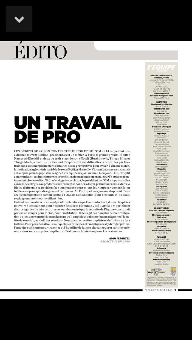 L'Equipe Magazine screenshot 3