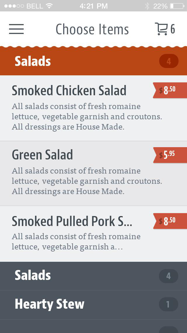 Smoking Pig BBQ screenshot 3