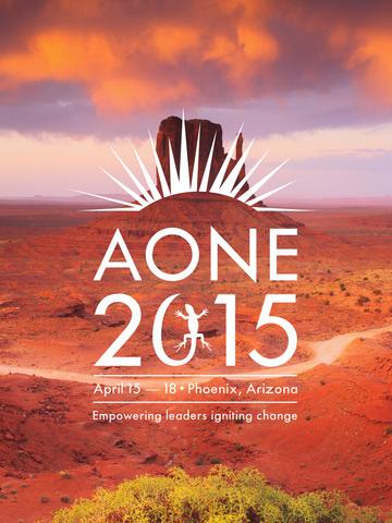 AONE Annual Meeting screenshot 3