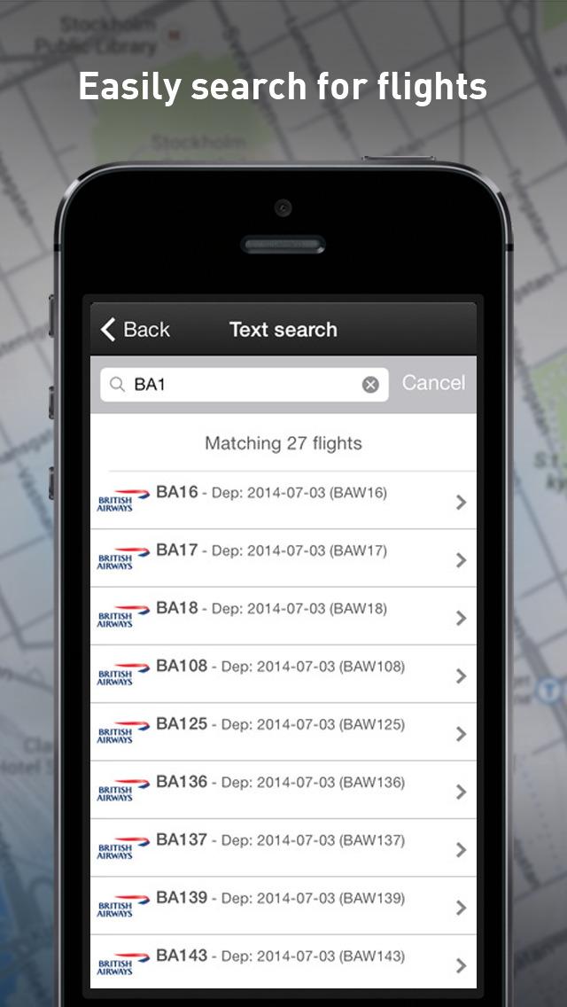 Flightradar24 | Flight Tracker screenshot #2