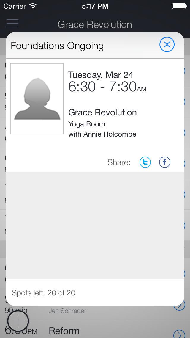 Grace Revolution screenshot 2
