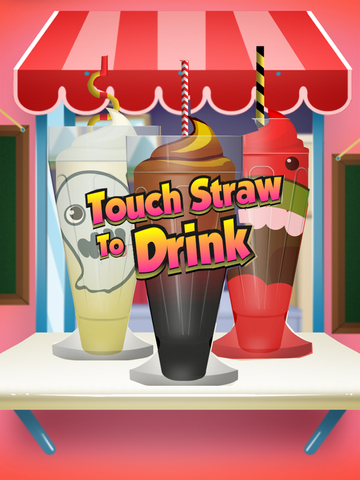 Awesome Ice Cream Truck Milkshake Jelly Maker Free screenshot 7