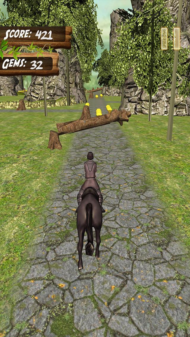Jumping Horse Adventure - Pro screenshot 3