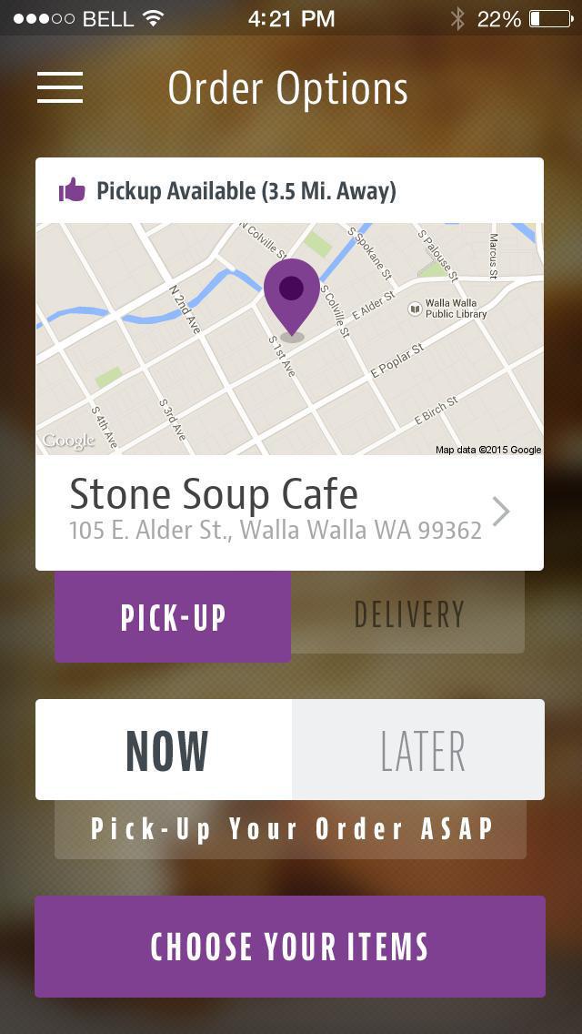 Stone Soup Cafe screenshot 2