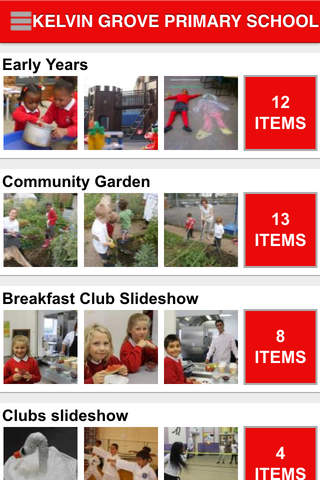 Kelvin Grove Primary School - náhled