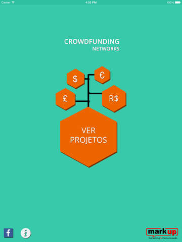CrowdFunding Networks - náhled