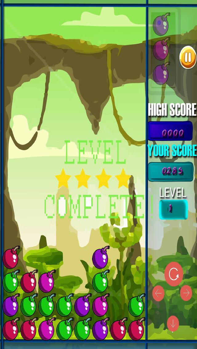 Bomb Blaster PRO - Fun 3 Matching Fun Brain Puzzle Games screenshot 3