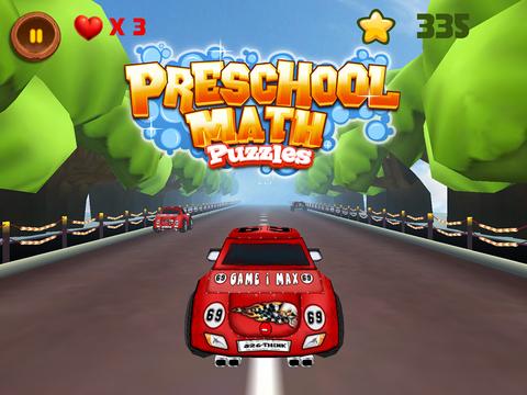 Preschool Math Puzzles screenshot 10