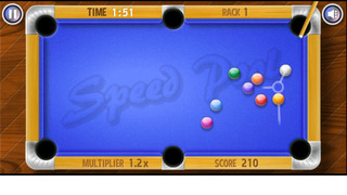 Speed Pool King Free Game !!! screenshot 3