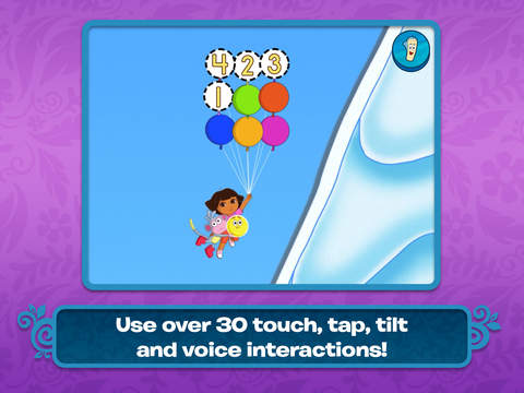 Dora Appisodes HD screenshot 7
