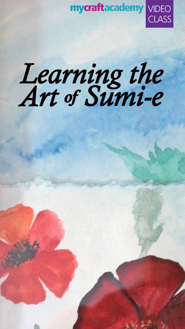 Learning the Art of Sumi-e screenshot 1