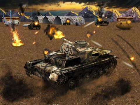 Tank Strike Battle 3D screenshot 7