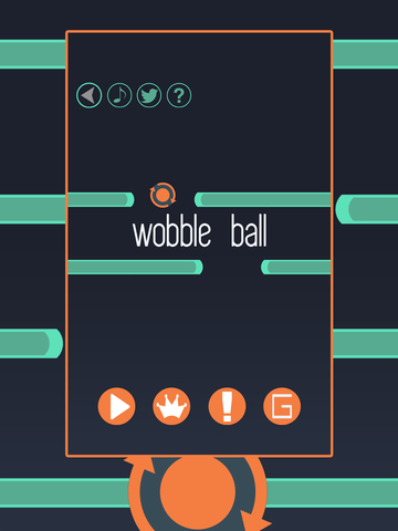 Wobble Ball screenshot 5