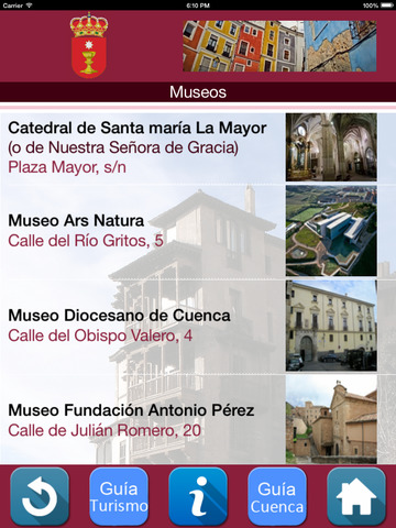 Cuenca a mano screenshot 7
