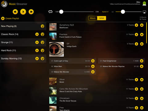 MusicStreamer screenshot 7