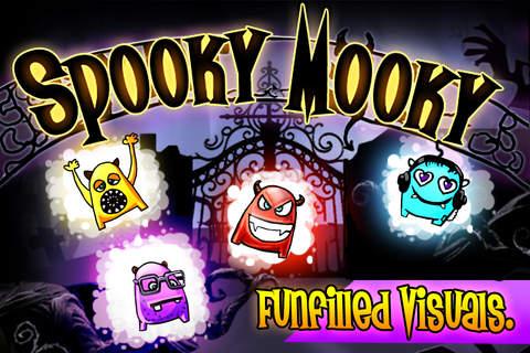 Spooky Mooky - náhled