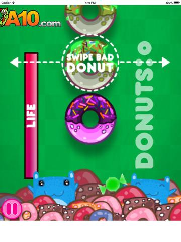 Bad Donut - Free Game screenshot 5