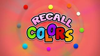 Recall Colors screenshot 1