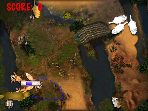 Free Wolf Game Wolf Rage screenshot 6