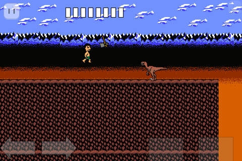 Caveman War - náhled
