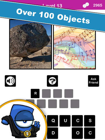 What's The Object? Guess the item, from one or two pictures. Free screenshot 6