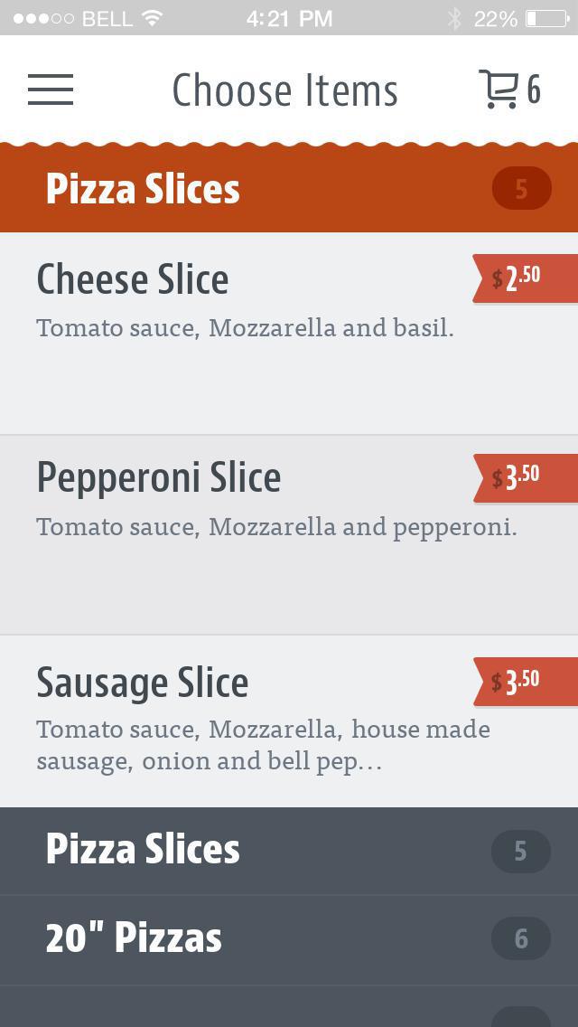 Prime Pizza LA screenshot 3