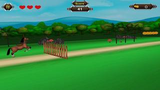Pony Dash 3D screenshot 1