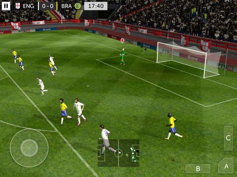 First Touch Soccer 2015 screenshot 9