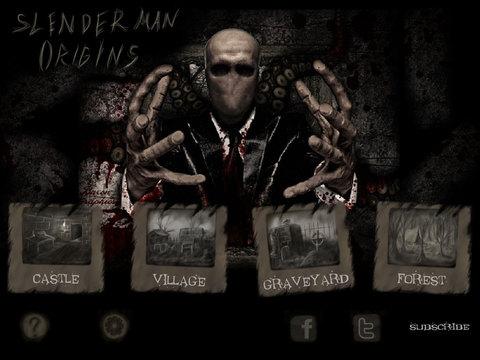 Slender Man Origins Lite: Intense survival horror screenshot 6