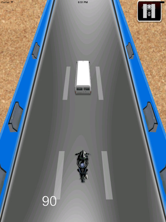 Advance Bike Race - Motorcycle Chase screenshot 10