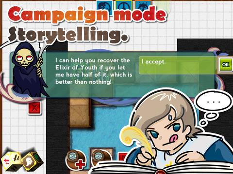 Paper Dungeons screenshot 9