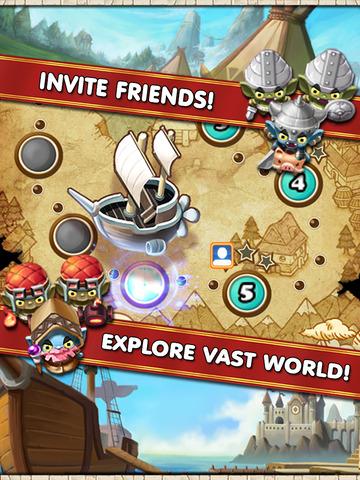 Heroes Blast screenshot 8