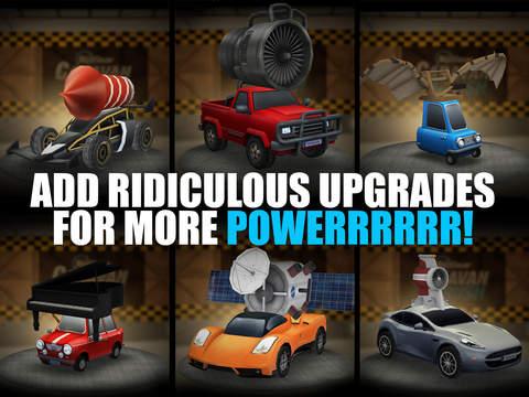 Top Gear: Caravan Crush screenshot 6