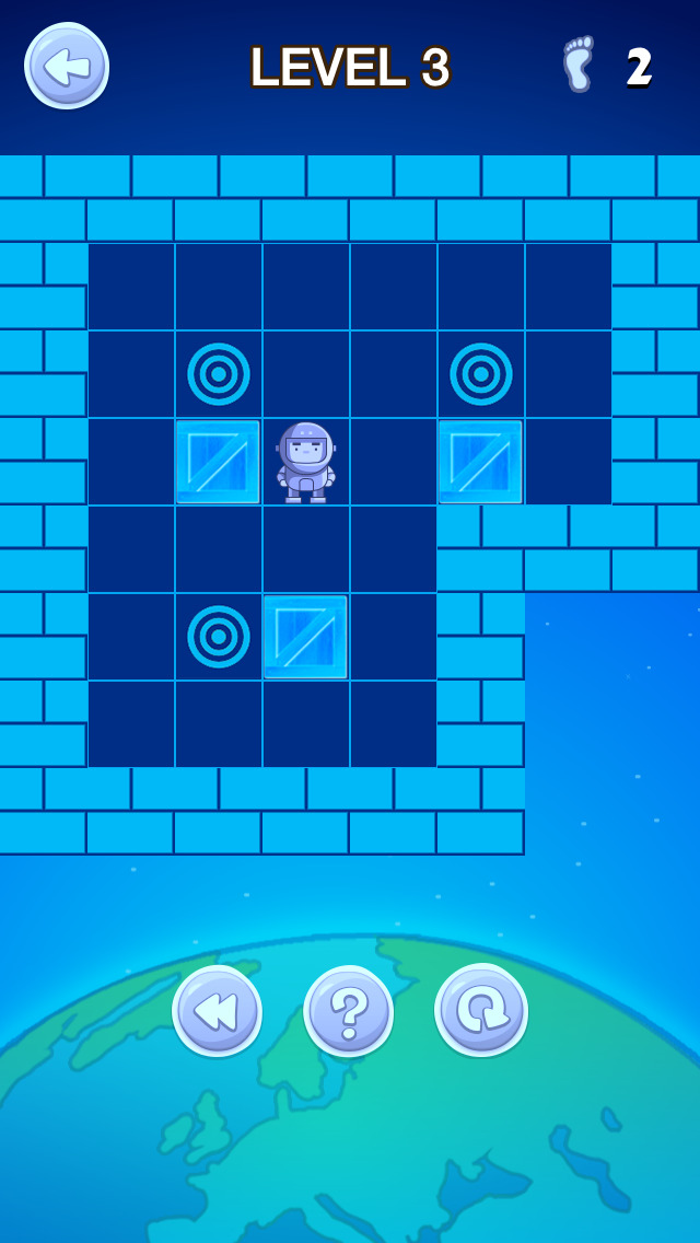 Sokoban Puzzles screenshot 2