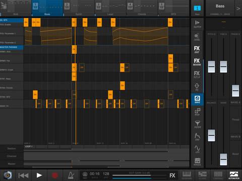 Groove Machine Mobile screenshot 1