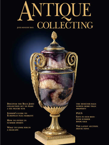 Antique Collecting Magazine screenshot 6