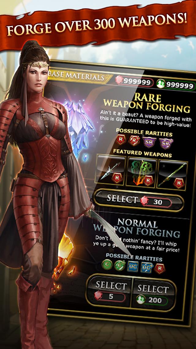 Swords of Fate screenshot 3