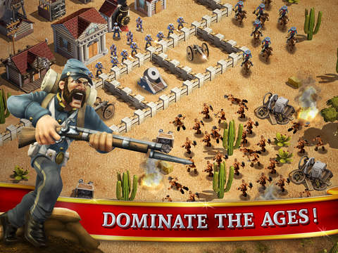 Battle Ages screenshot 10