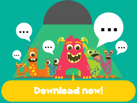 My first alphabet and letters monster puzzle Sound Game for toddlers and preschoolers screenshot 10
