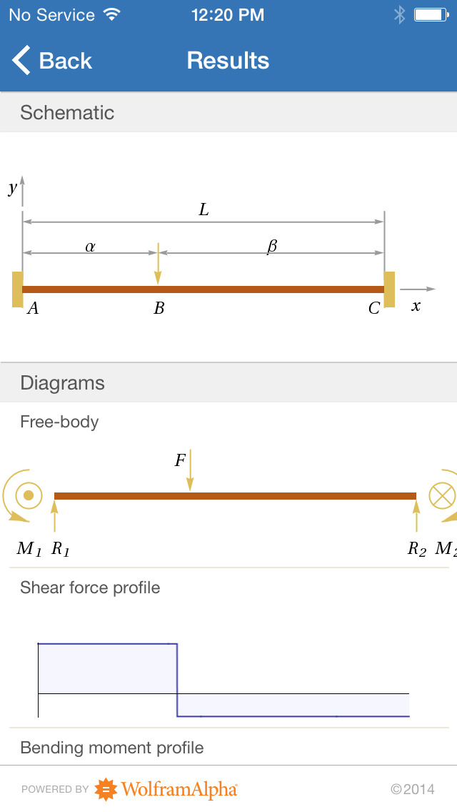 Wolfram Mechanics of Materials Course Assistant screenshot 3