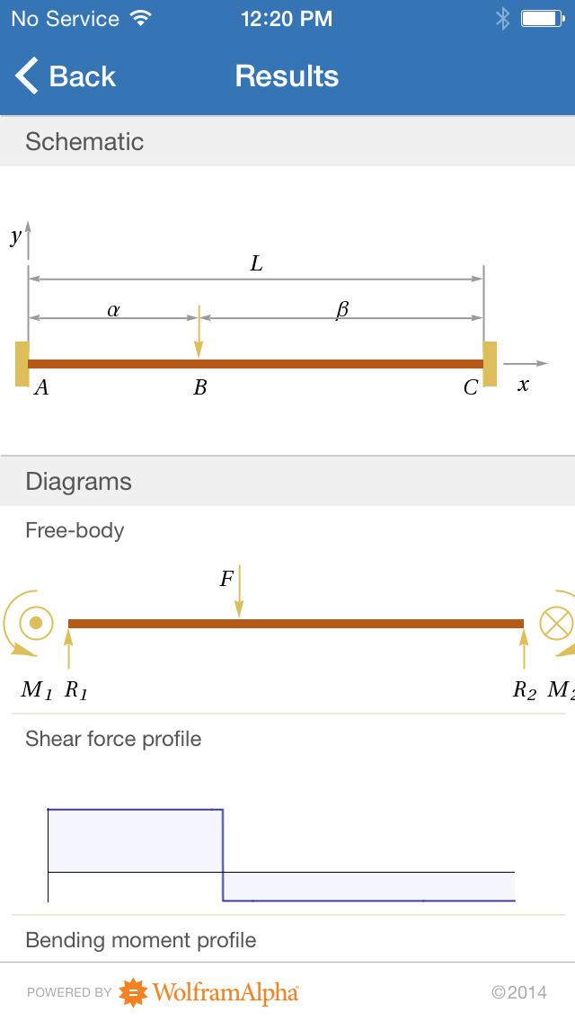 Wolfram Mechanics of Materials Course Assistant screenshot 3