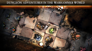Warhammer Quest screenshot 1