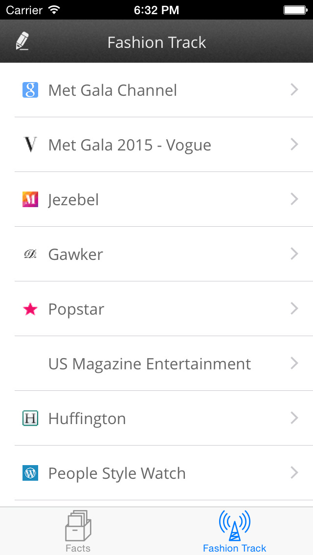 Fashion Insiders: News Hub for Met Gala and Celebrity Fashion Guide 2015 screenshot 4