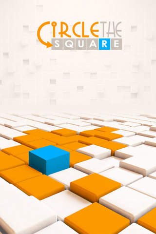 Circle the Square Pro - Don't let the Dot Jump Out - náhled
