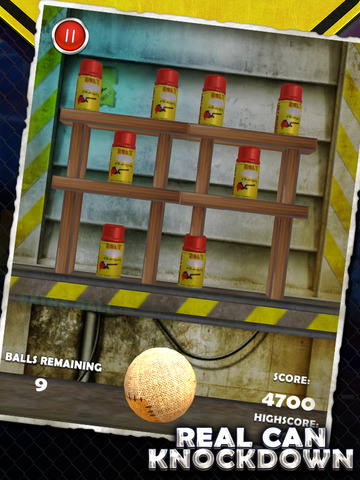Real Can Knockdown screenshot 7