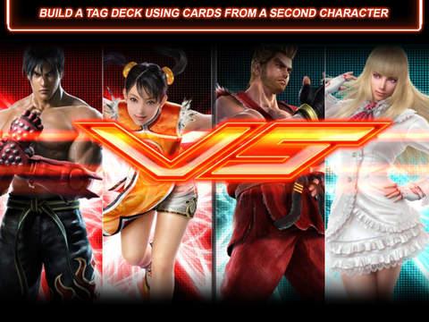 Tekken Card Tournament - Play & Collect Your deck then fight players in online battles games (CCG) screenshot 10
